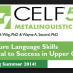 First Impression CELF-5 Metalinguistics