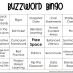 Buzz Words in Education