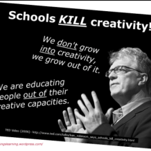 A New Book By Ken Robinson